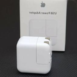 12W 2.4A USB Power Adapter Wall OEM Charger for iPhone X 8 7