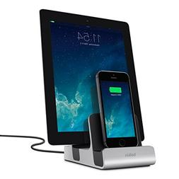 Belkin PowerHouse Lightning and 30-Pin Charging Dock for iPh