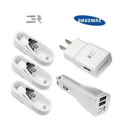 OEM Rapid Fast Wall Charger+Micro Cable+Car Charger For Gala