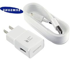 OEM Samsung Fast Wall Charger/ Car Charger/Micro USB Cable F