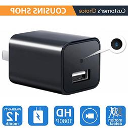 A Spy Hidden Charger Camera 2018 Edition - Spy Camera Charge