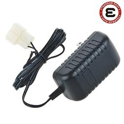 SLLEA 6V AC Adapter Charger for BMW x6 KID TRAX ATV Quad Car