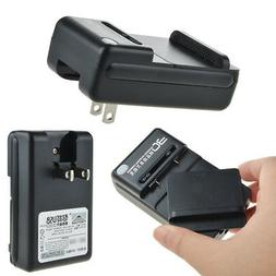 Universal Wall battery charger USB Out 360 Degree Digital Ca