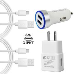 Cell Phone Accessories USB Charging Cable Fast Wall Car Char