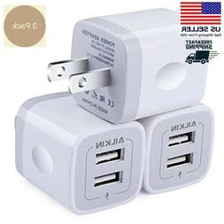 Charger Wall USB Fast Samsung Adapter Power For Galaxy & Iph