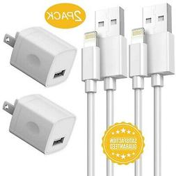 chargers 2 pack charging cable cords