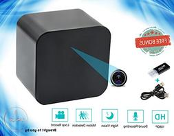 MellowCase  -1080p Dual USB Hidden Spy Camera Wireless Wall