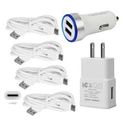 Fast Charging For Google Pixel 2 3 XL LED Car Wall Charger U