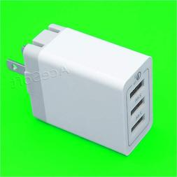 High Speed Universal Intelligent USB Travel Charger with Qui