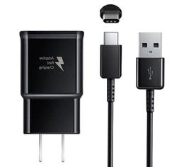 fast wall charger 3ft type c cable