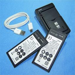 High Capacity 3900mAh Extended Slim Rechargeable Battery + U