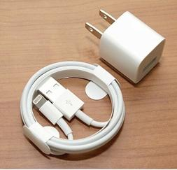 For Iphone charger Cables & Wall Cubes for iPhones 5, 6, 7 ,