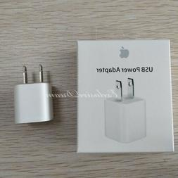 For Apple iPhone Wall Charger Original OEM 5W USB Power Plug