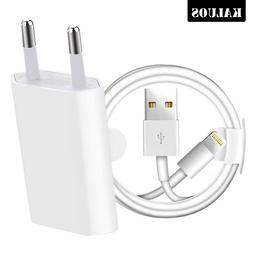 Kit 1m 2m 3m USB Charging Cable + EU Plug USB <font><b>Charg