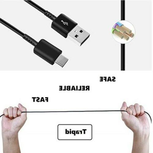 Wall AC Samsung LG Data USB Cable