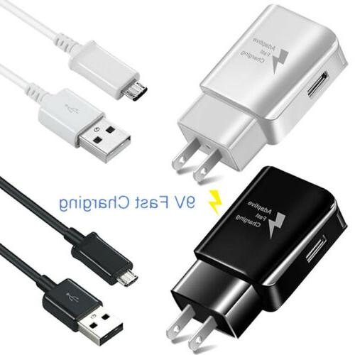 1/2/3 Wall Charger Cable For