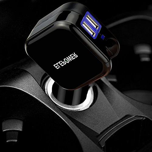 Elepower 2 in Car and Dual in Charger / 8/7 / Nexus, HTC, Nokia and