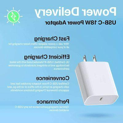 Boxgear USB Charger 18W Fast Charger ipad