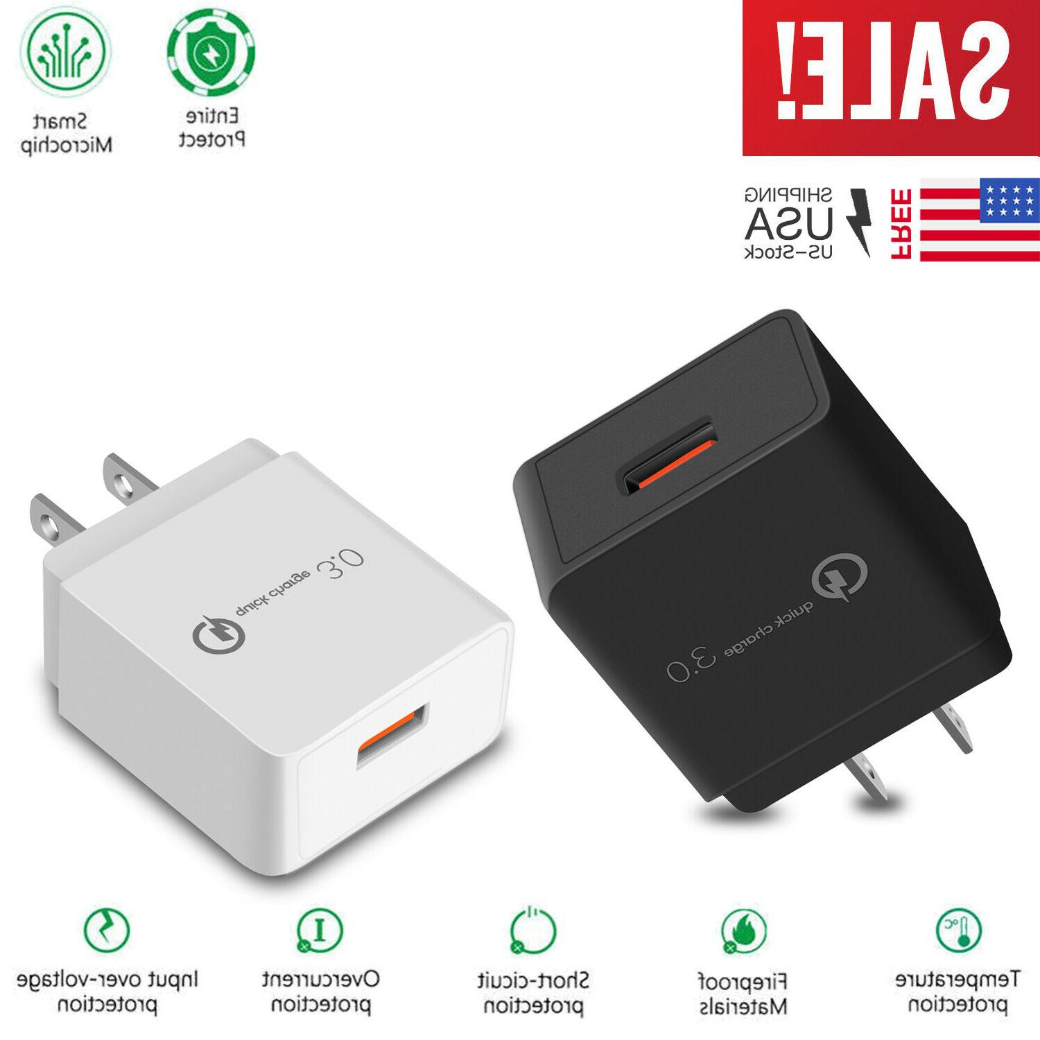 18w fast quick charge qc 3 0