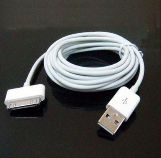 2 USB Cable 4 iPod iPad And 3.1A Wall Charger