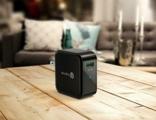 24W Charge 3.0, iClever QC 2.0...