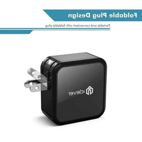 24W 3.0, iClever USB 2.0...