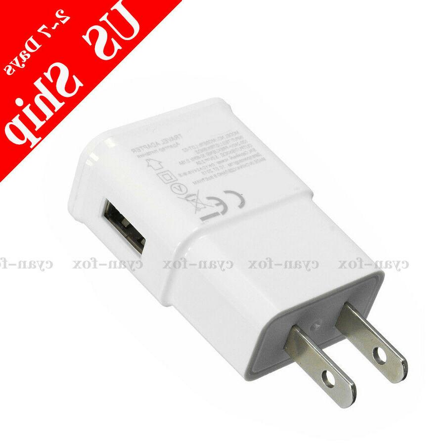2a 5v usb wall charger power adapter