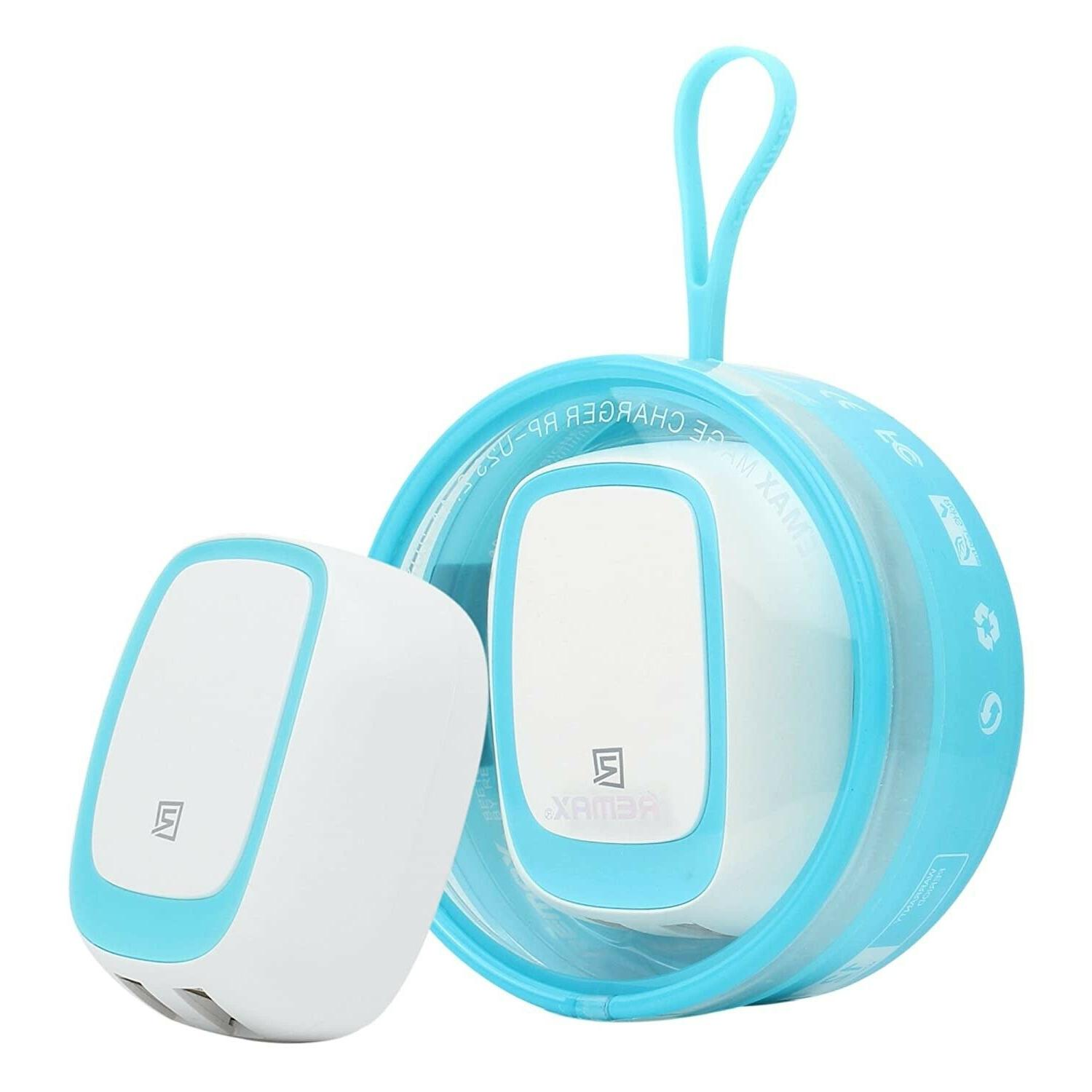 2Pack Dual Usb Fast Wall Charger iPad
