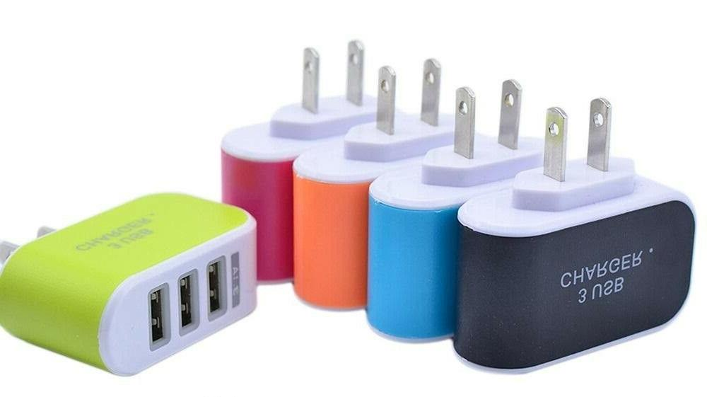 3 Port Charger Charger LG