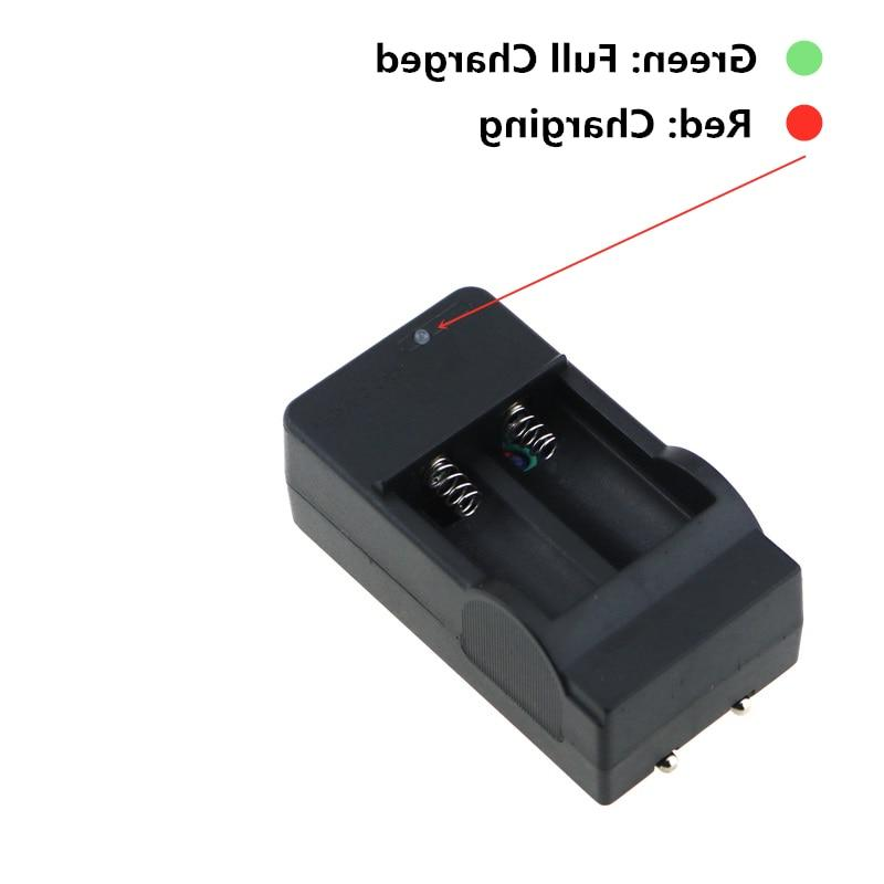 16340 <font><b>Battery</b></font> For Flashlight Wall Charger CR123A