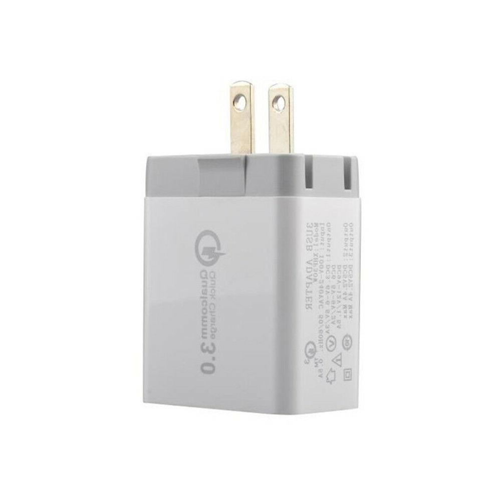30W Charger Dual Quick Charge 3.0 Ports iPhone