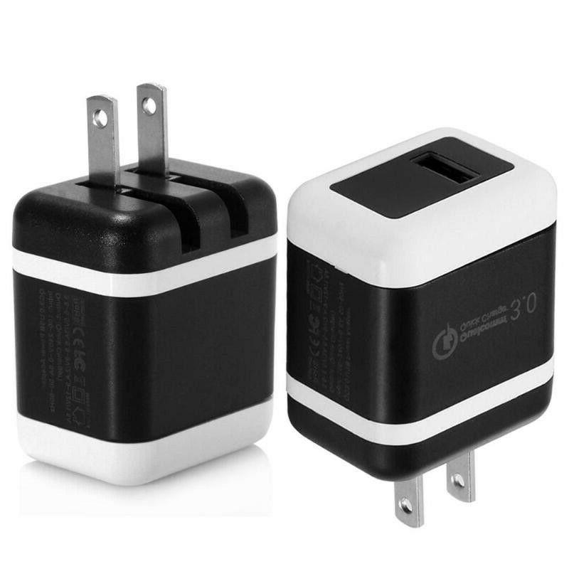 30W QC Charger For iPhone/Samsung