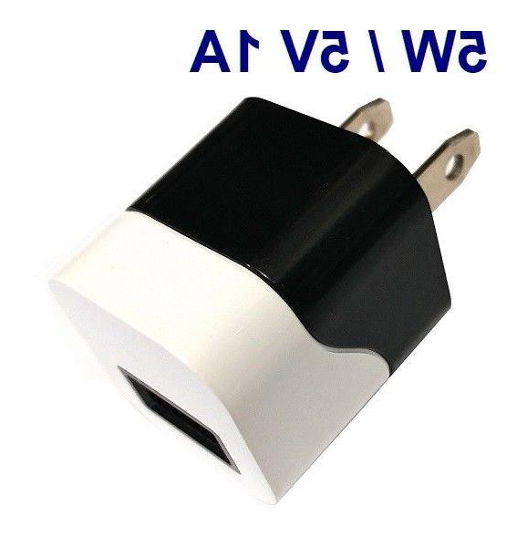3ft,6ft,10ft Power Cable 5W Wall 6S,SE,5,7,8