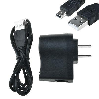AC Wall Power Charger Adapter + USB Cord for Bushnell GPS Ne