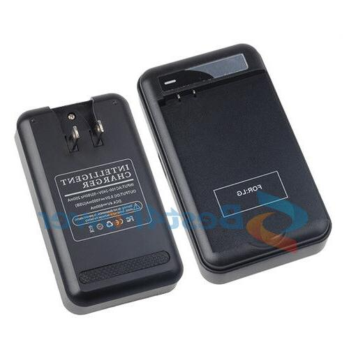 Best battery Wall Charger For LG Stylo 2 Plus K550 MS550 Pho