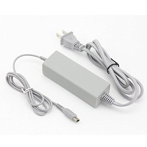 EtryBest Power Charger Adapter for Nintendo Wii GamePad