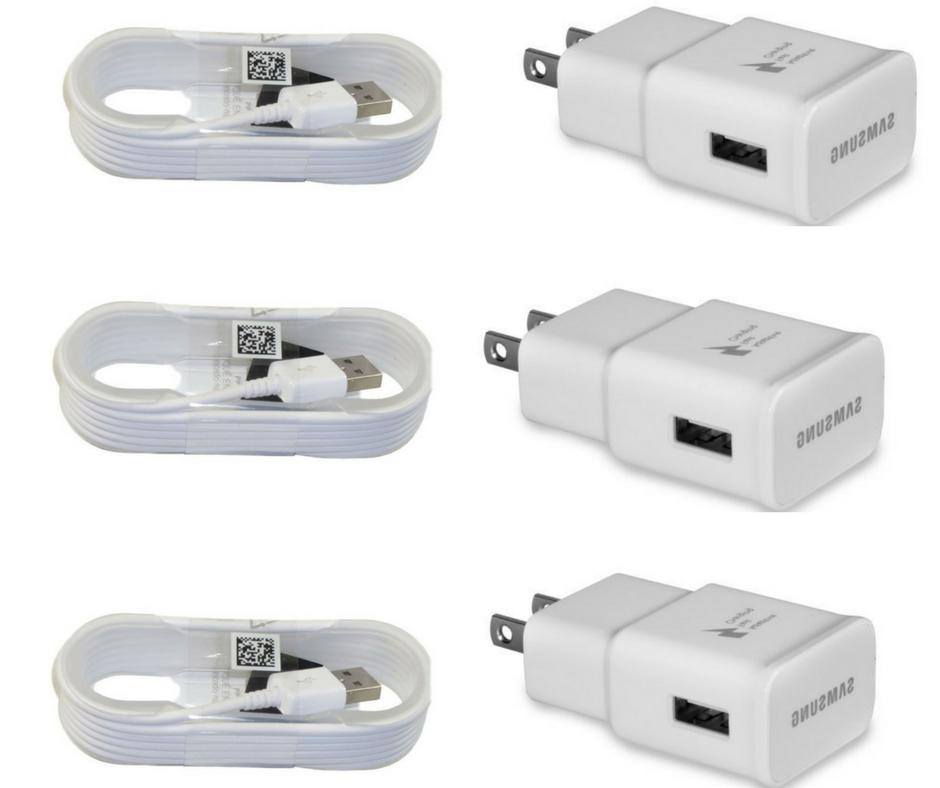 New Galaxy S6 4 Adaptive Fast Charger