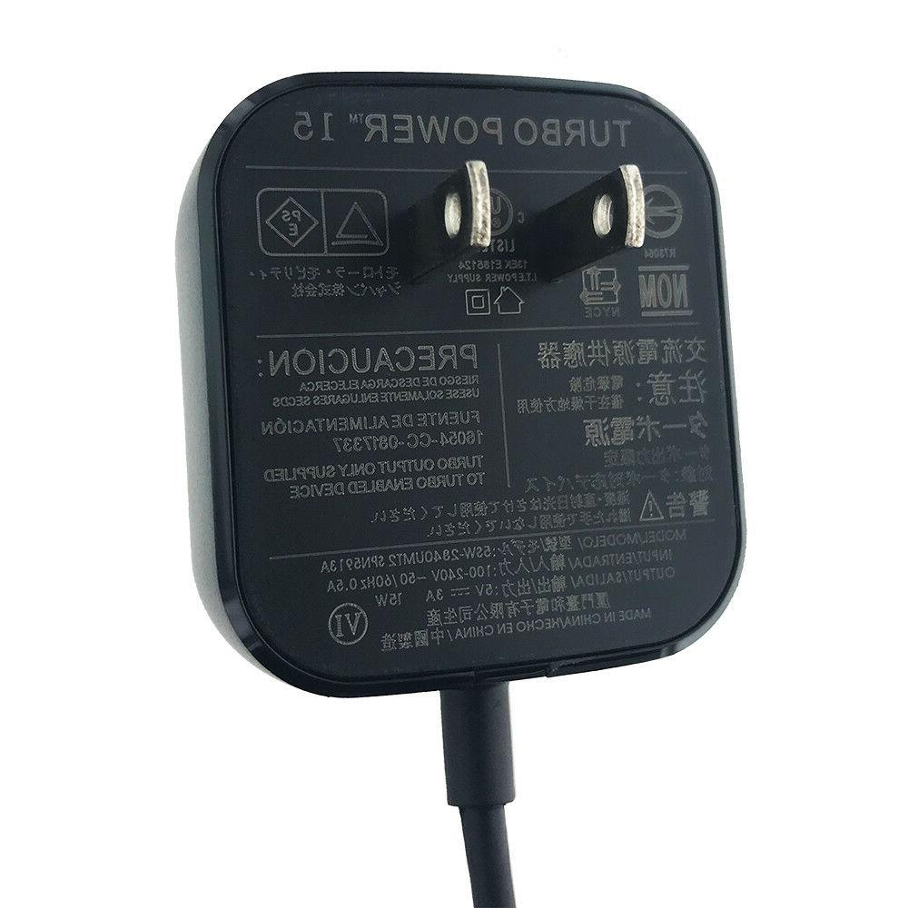 OEM Motorola 15 USB-C™ Charger for Play Droid