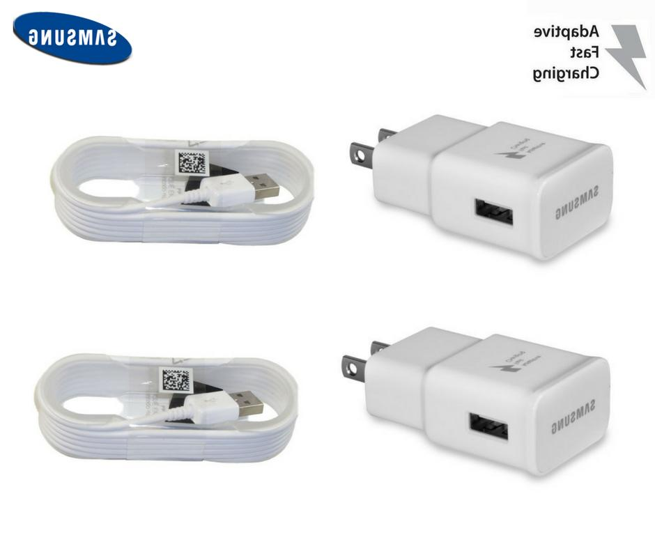 OEM S7 Fast Charging Wall Charger+Cable