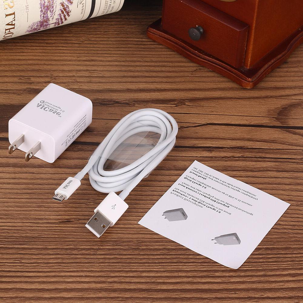 Qualcomm Wall Charger Cable