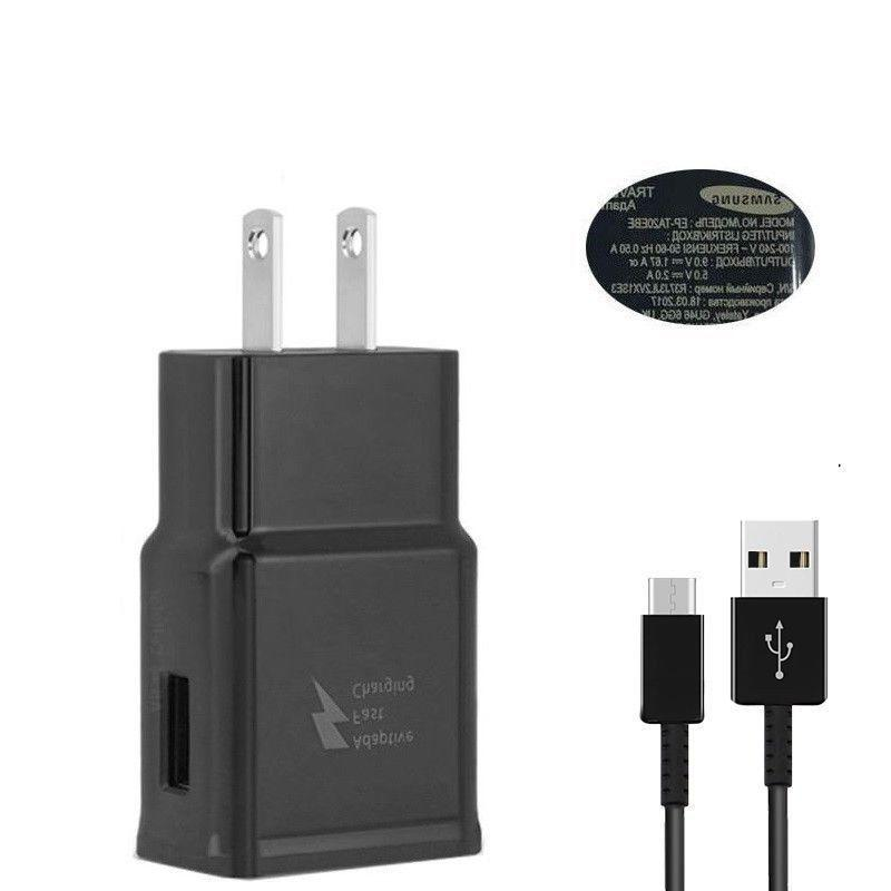 Samsung Fast Wall S9 S8 Plus Note 8 Cable