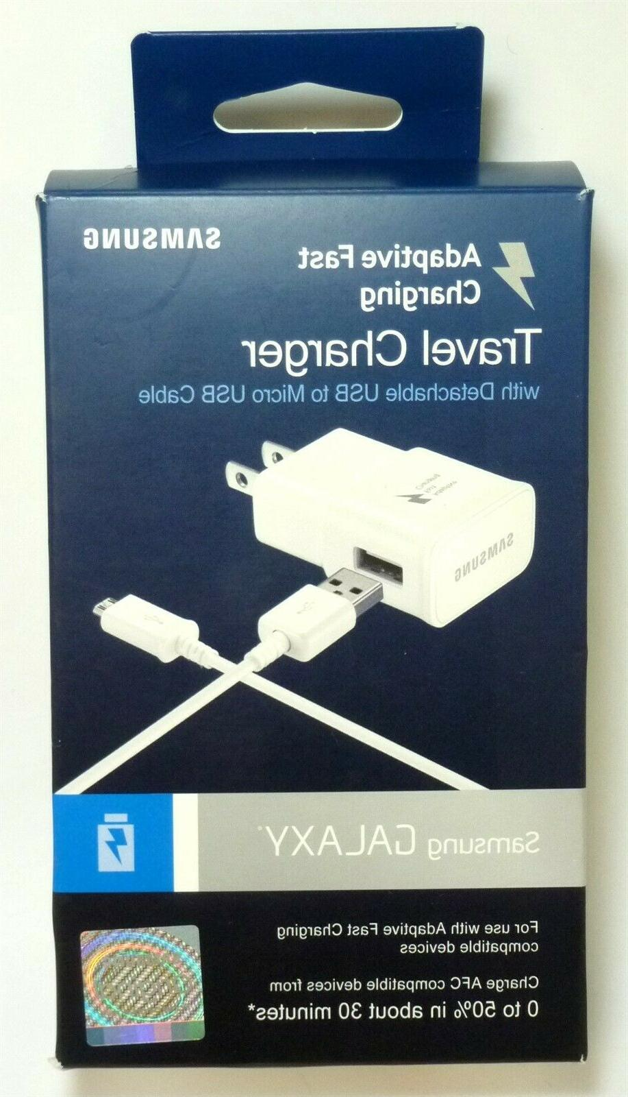 Samsung EP-TA20JWEUSTA Adaptive Fast Home Charger - White -