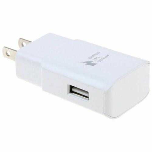 Adaptive Charger for Samsung Note 9 White