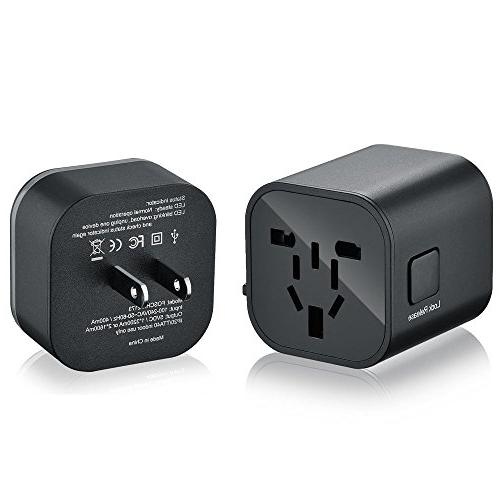 FosPower Charger Charging Ports