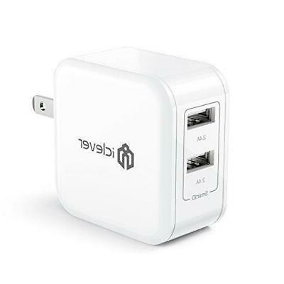 boostcube 4 8a 24w dual usb travel