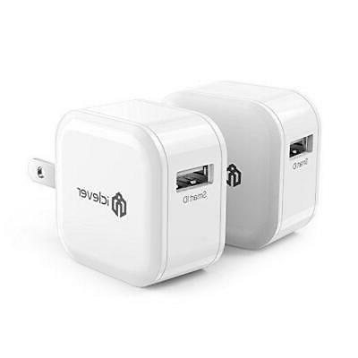 boostcube usb wall charger 12w 2 4a