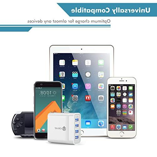 USB Charger, USB SmartID iPad Air/Mini and Other