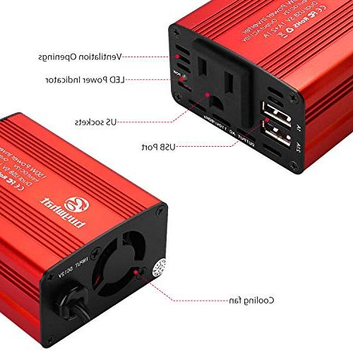 Car Power 12V Outlet Converter 3.1A USB Adapter