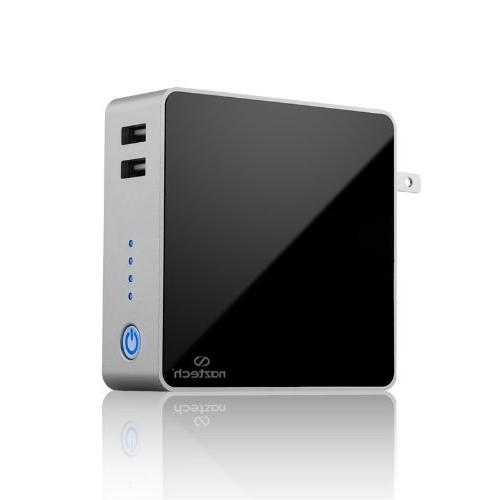 dual port portable battery charger
