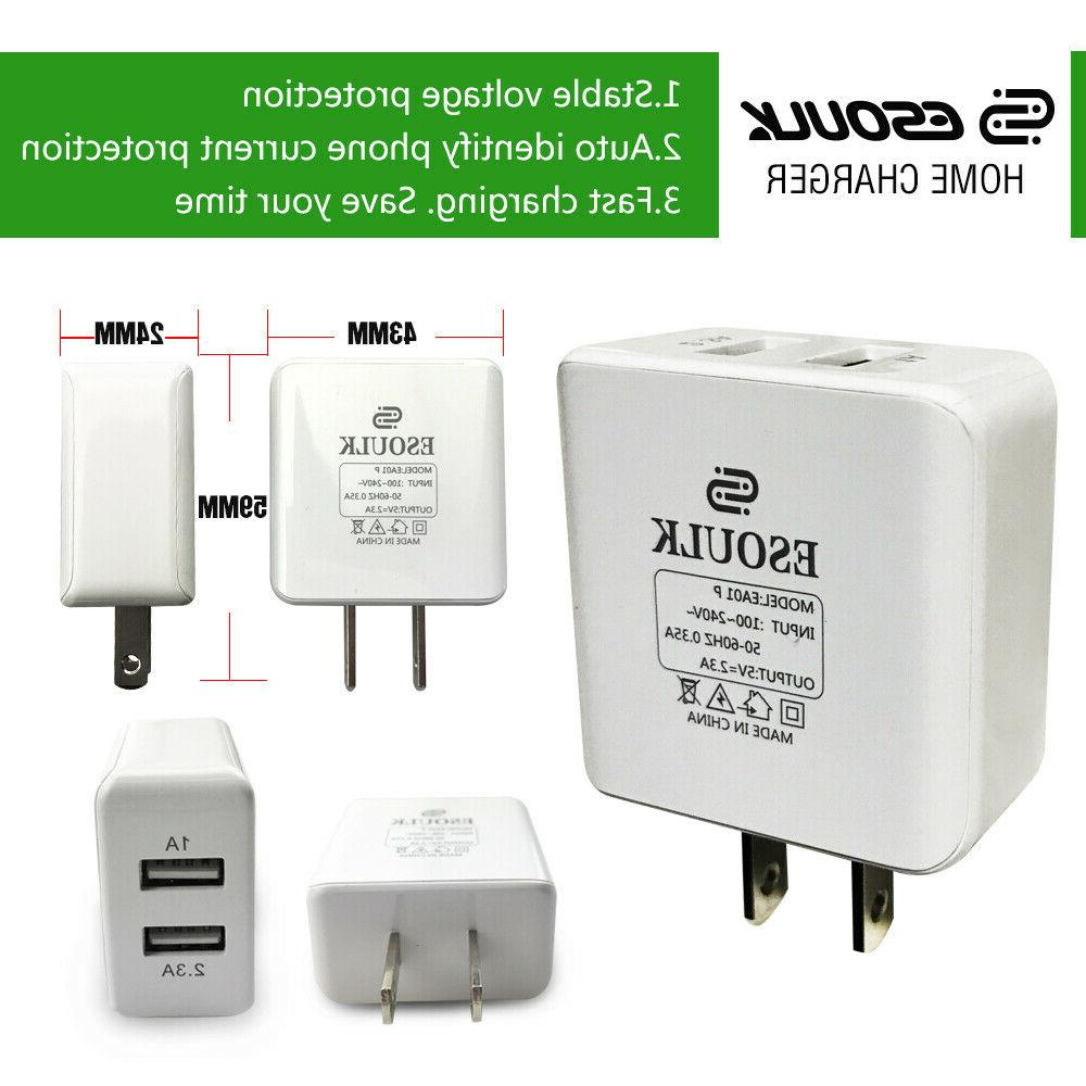2.3A/1A Port Wall Adaptor Galaxy